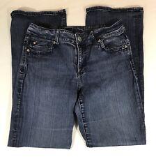 EUC Womens Kut From The Kloth Size 10 Dark Wash Flare Leg Jeans, SO CUTE!