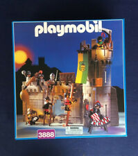 Playmobil 3888 Knights Castle Defenders - Vintage  - mint in sealed box 1996