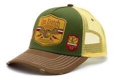VON van DUTCH MESH TRUCKER BASE CAP [PREMIUM AMERICAN HERITAGE] MÜTZE USED VINTA