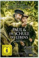 PAUL UND DIE SCHULE DES LEBENS - CLUZET,FRANCOIS/BERLEAND,FRANCOIS   DVD NEUF