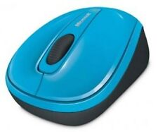 Microsoft sans Fil Portable Bluetrack Souris 3500 (Blue)