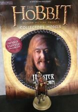 Eaglemoss * Meister von Seestadt * # figur & magazine hobbit lord of the rings