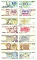 Poland 10 + 20 + 50 + 100 + 200 + 500 + 1000 Zlotych Set of 7 Banknotes 7PCS UNC