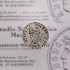 50 Centesimi 1863 M BN Valore (Regno Ita Vitt Em II) BB LOT1748
