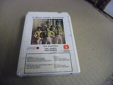 The Platters The Great Pretender 8 Track Tape Music Records VG+
