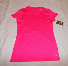 New With Tags Womens Semi-Fitted Performance Shirt by Danskin Now Pink Size SM