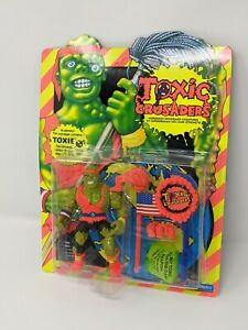 Vintage Toxic Crusaders TOXIE Sealed
