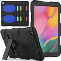 Hybrid Rugged Shockproof Stand Case For Samsung Galaxy Tab A 10.1 SM-T510 T515