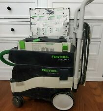 Festool Ct 22 E Dust Extractor With Handle Compact Cleaning Set 456736