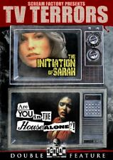 Scream Factory Tv Terrors [dvd/initation Of Sarah/are You In House Alone] (Gaiam