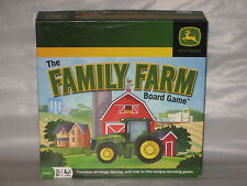 The Family Farm Board Game John Deere 2008