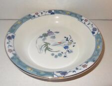 Vintage ROYAL STAFFORDSHIRE POTTERIES Soup Bowl KO SHAN Pattern 7 7/8 Inches
