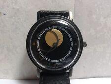 Collectible Soviet Ussr Watch RAKETA COPERNIC KOPERNIK Black 2614H