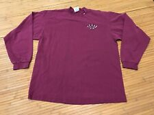 XL - Vtg 90s Texas A&M Nike Long Sleeve Distressed Faded Cotton T-shirt USA