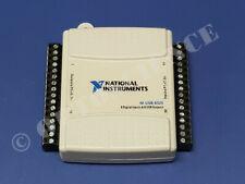 National Instruments Ni Usb 6525 Digital Io Relay Device 8ch Ssr 8ch Di