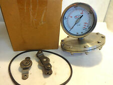 NEW  IN BOX DWYER SGP-F8724N PRESSURE GAGE ASSEMBLY