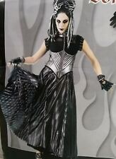 PMG Halloween Something Wicked Onyx Dress Adult Costume Gothic LARGE L Woman