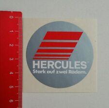Aufkleber/Sticker: Hercules Stark auf zwei Rädern (10101621)