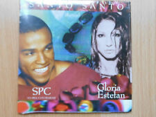 Promo-CD-single (Brazil/Brésil): rcp/Gloria Estefan-santo santo