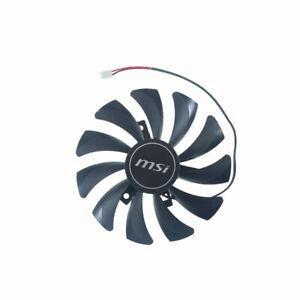 XY-D09010SM DC12V 2PIN graphics fan for MSI GeForce GTX 1650 AERO ITX 4G OC