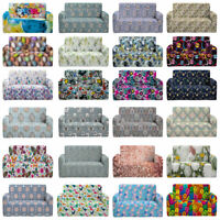 Chair Couch Sofa Recliner Cover Slipcover Slip Covers 1 2 3 4 Seater Stretch New