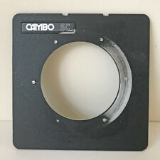 Cambo SC Front Lens Panel for COMPOUND SHUTTER_Used