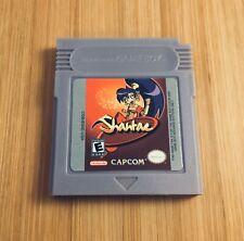 Custom Shantae Nintendo Game Boy Game Cartridge - New! USA