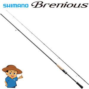 Shimano BRENIOUS S78L Light fishing spinning rod 2019 model