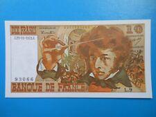 10 francs Berlioz 23-11-1972 F63/1 PRESQUE NEUF