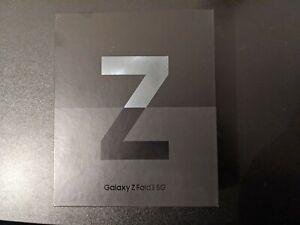 Samsung Galaxy Z Fold3 5G SM-F926B/DS - 256GB - Phantom Black (Déverouillé)