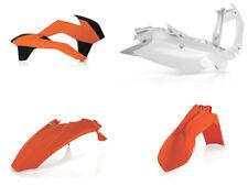 Acerbis Plastic Kit - ORIGINAL COLORS - KTM SX125/150, SXF/XCF 13-15 _2314315135