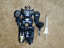 Power Rangers Mighty Morphin Black Gold Megazord special edition MMPR original