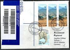 Namibia Cover - Ausspannplatz 2 - 14.05.2012 Kunene Grebe Elephant