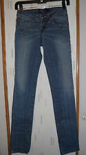 Miley Cyrus Max Azria  Denim Stretch Denim Skinny Jeans Sz.1