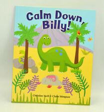Calm Down Billy! Children's Picture Story Book Kids Reading Book Stories