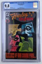 DC's Harley Quinn #8 CGC 9.8