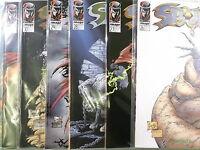 Auswahl = SPAWN Prestige # 26 - 50 ( Infinity, 1.Auflage ) Neuwertig