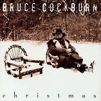 Christmas by Bruce Cockburn CD True North Records New 1993