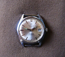 Vintage Swiss TRANSGLOBE 21 Jewels Mechanical Automatic Drees watch