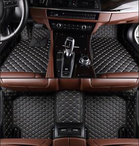 Car Floor Mats for Jaguar XJL 5 Seats 2010-2016 Waterproof Anti-slip 3D Car Mats