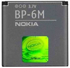 Batteria NOKIA BP-6M ORIGINALE 1070mAh BP 6M ORIGINAL - GENUINE n73 n93