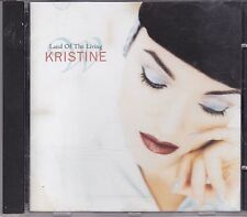 Kristine W-The Land Of The Living cd album