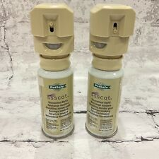 2 PetSafe SSSCat Small Dog & Cat Motion Activated Spray Deterrent  PPD00-16168