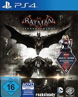 Batman: Arkham Knight (Sony PlayStation 4, 2015) NEU OVP