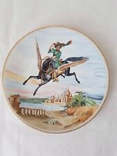 Haviland Limoges 1979 Magic Horse Collector Plate