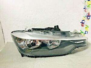 OEM 2012 2013 2014 2015 BMW 3 Series Right RH Halogen Headlight Damaged