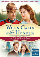NEW DVD When Calls the Heart Trials of the Heart As Seen on Hallmark Channel