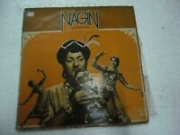 NAGIN HEMANT KUMAR 1974  RARE LP RECORD OST orig BOLLYWOOD VINYL hindi India VG+