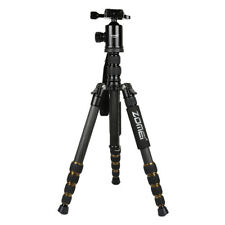 Zomei Z699C Pro. Carbon Fiber Travel Tripod + Ball Head Stand for Camcorder