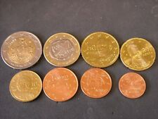 """2002 Error coins Complete Issue All With Letters Inside Star. """"S"""", """"F"""", """"E""""."""